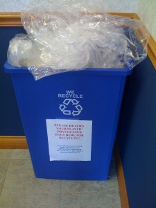 Classic Cleaners: Recycling plastic garment bags in an environmentally responsible way in Indianapolis