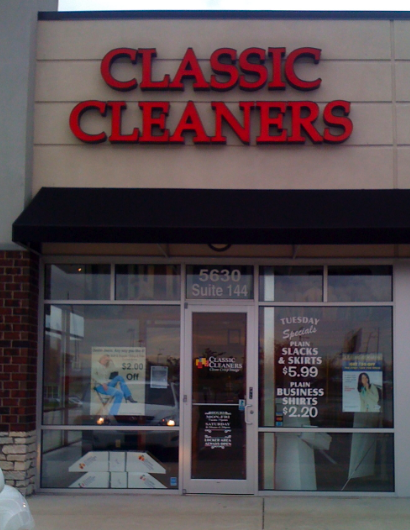 Classic Cleaners: Best dry cleaning and laundry service in Indianapolis