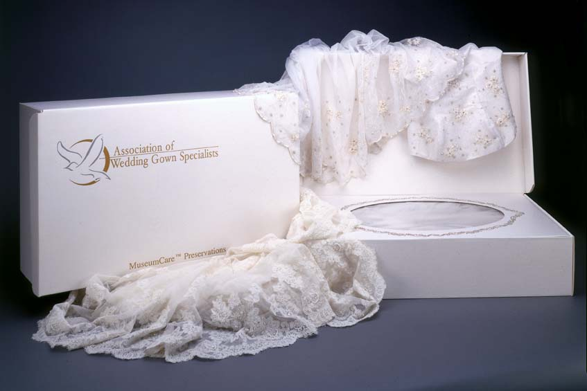 ... Preservation Box For Wedding Gowns. Recently ...