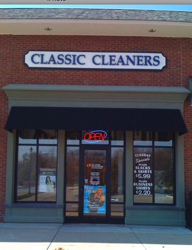 Classic Cleaners: Best dry cleaning and laundry service in Westfield, Indiana